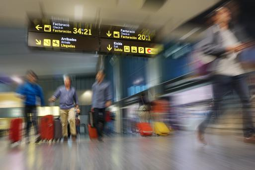 Dublin Airport handled a record 3.1 million passengers in July