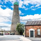 St Patrick's Tower at the Digital Hub – there has been a call to increase the available office space
