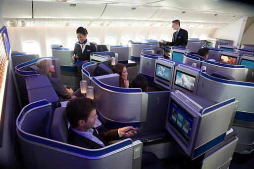 Polaris, the big and bold statement of intent by American giant United Airlines