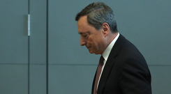 ECB president Mario Draghi plays it cool on the currency
