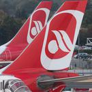 Air Berlin filed for insolvency after its major shareholder, Gulf carrier Etihad, said it would no longer provide funding. Photo: AP