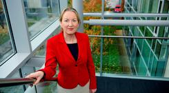 Siobhan Talbot, the group managing director of Glanbia