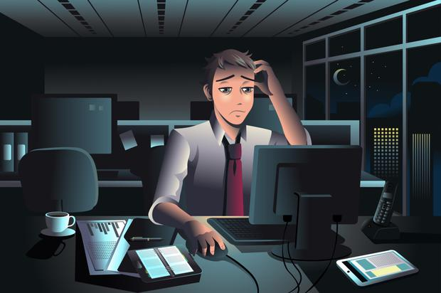 A common mistake is to believe that effort and long hours will always be apparent and rewarded (stock image)