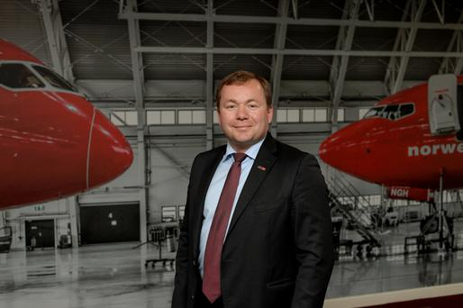 Norwegian Air International CEO Tore Jenssen says the airline will study sales to match aircraft to routes