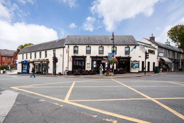 Maurice Mahon House offers a net initial yield of 9.39pc