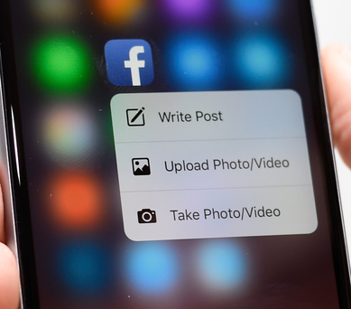 Facebook 'doing everything' to keep hate off its platform. Photo: PA