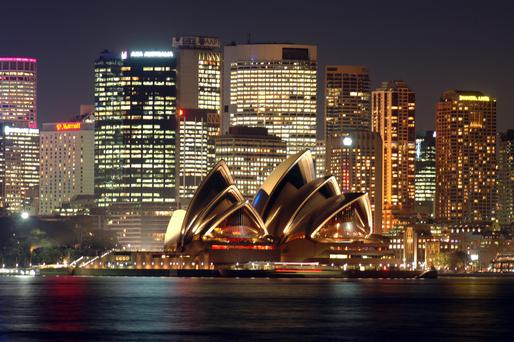 The Australian Chamber of Commerce is keen to highlight the benefits of Irish firms using Sydney and other cities Down Under as an Asia-Pacific base
