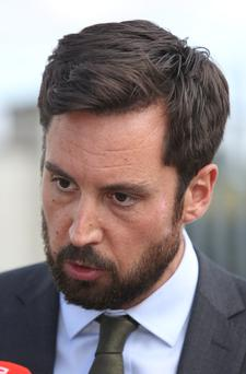 Minister for Housing Eoghan Murphy Pic: Damien Eagers