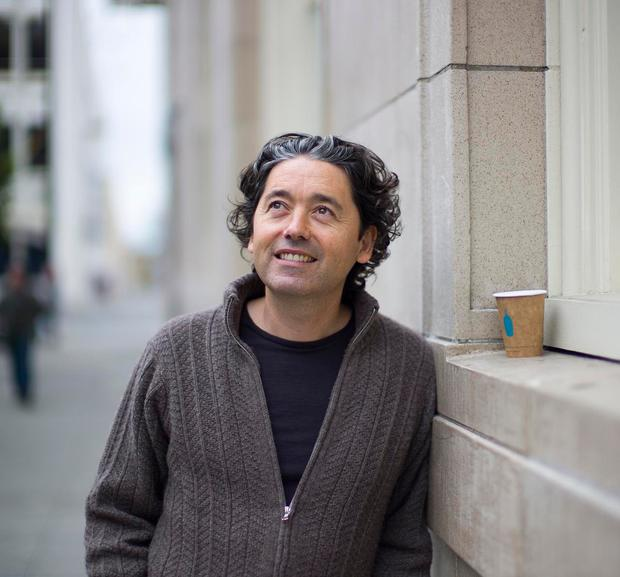 Bryan Meehan is CEO of the hip coffee chain Blue Bottle