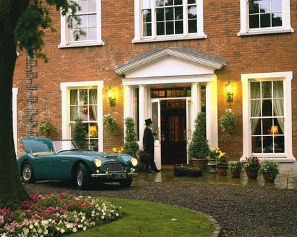 The five-star Hayfield Manor, run by the Scally family, increased profits as revenue hit €23m