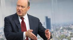 John Cryan, chief executive of Deutsche Bank