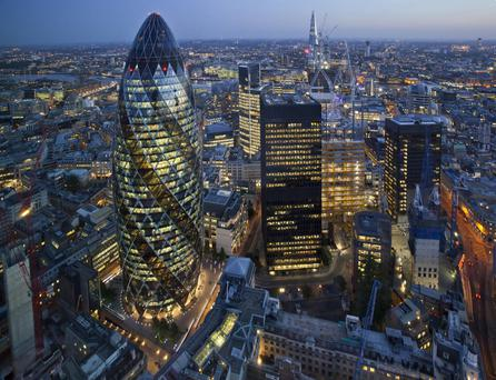 Overall demand for London office space has defied expectations of a Brexit-induced downturn