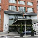 Gross profit at the five-star Conrad increased from €8.7m to €8.8m as the capital enjoys a hotel boom