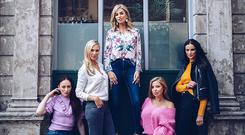 Pippa O'Connor's Poco denim range first launched in a pop-up store in Dundrum in Dublin last March.