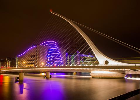 The Convention Centre Dublin will host the awards