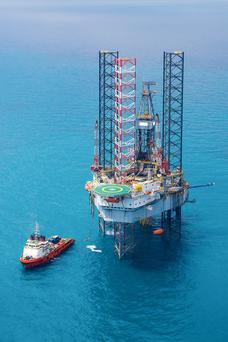 Production at Tullow's TEN field will eventually hit 80,000 barrels of oil a day