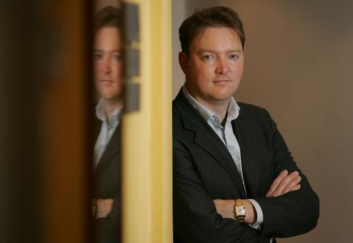 Dermot Smurfit Jr's company mission is 'to move land-based US casinos online'