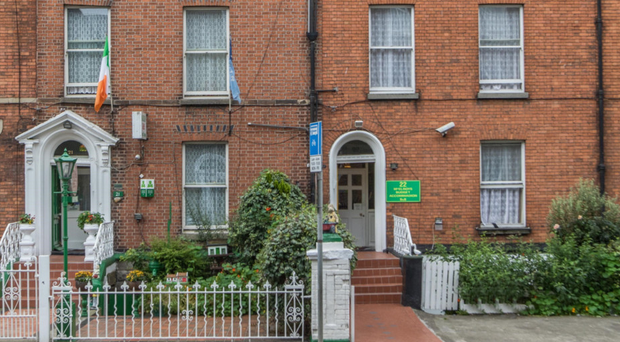 €1.3m for Dublin city centre guest house with development potential