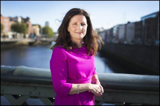 Edel Creely says attracting talent is key to success for Irish businesses Photo: David Conachy