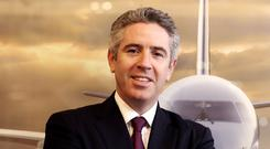 Embraer's John Slattery says he is focused on current challenges