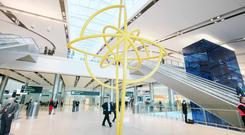 Aer Lingus would like to own or be an anchor tenant in T2