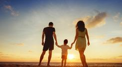 Despite positive appearances, quality of life for families is of growing importance as Ireland faces increasing competition for inward investment. Photo: Stock image