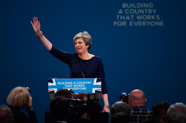 Up to 30 MPs could rebel against Theresa May following her disastrous party conference speech