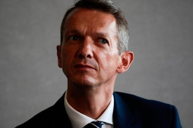 Bank of England's Andy Haldane says there's a 'trust deficit' surrounding the entire financial system, including central banks
