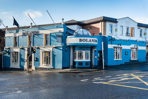 Boland's in Stilorgan, South Dublin, was among the pubs sold in first three-quarters of 2017.
