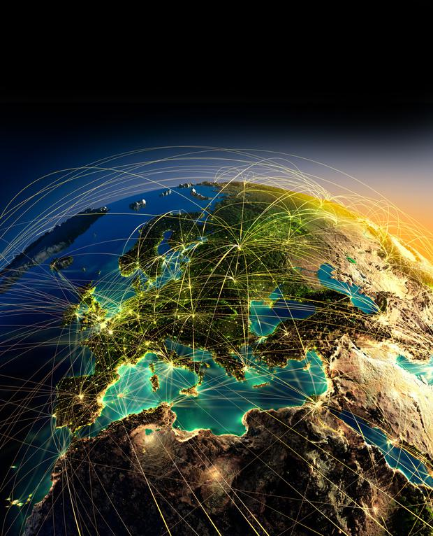 Recent developments in air connectivity and the scrapping of trade barriers means that Irish exporters now have direct access to the two biggest Asian economic powerhouses. Picture: Anton Balazh