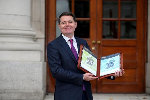 The view of foreign investors may change following Finance Minister Paschal Donohoe's Budget move. Photo: Independent News & Media