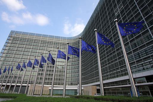 The Brussels HQ of the European Commission
