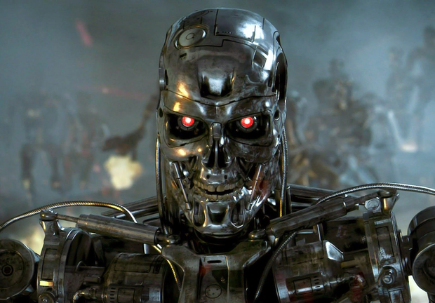 The Terminator-controlling Skynet artificial intelligence system
