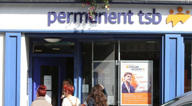 Permanent TSB is expected to attract strong interest from debt markets when it refinances another €500m tranche of performing loans next week as bond market investors swoop on deals offering a positive yield.