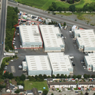 Unit A, Weatherwell Business Park (outlined in red)