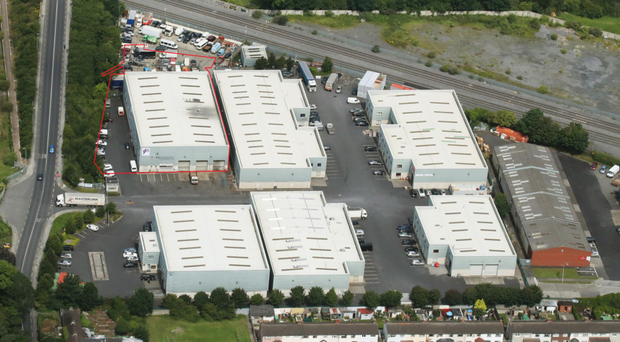 Industrial unit at Weatherwell Business Park guiding at €1.1m