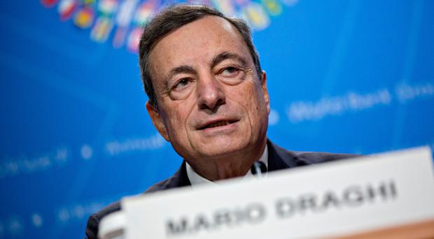 President of the European Central Bank (ECB) Mario Draghi said a proposed law to control the operation of vulture funds could undermine financial stability.