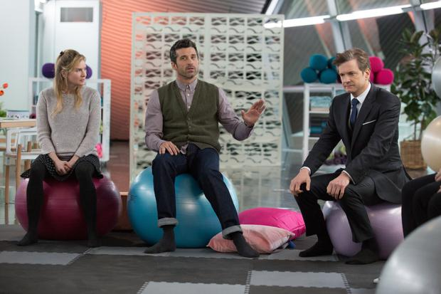 A scene from 'Bridget Jones' Baby', one of the movies that helped the Odeon chain enjoy success last year