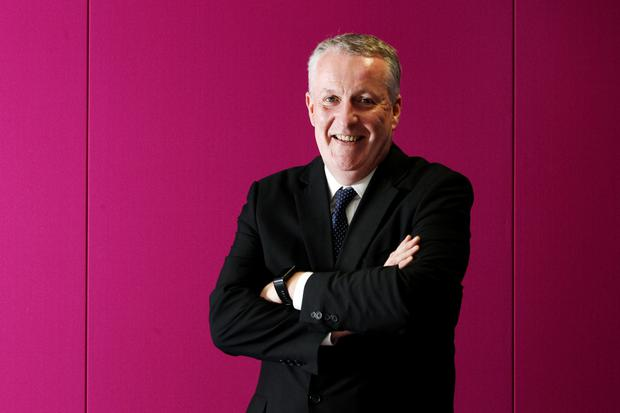 Peter Bellew is leaving Malaysia Airlines to re-join Ryanair. Photo: Bloomberg