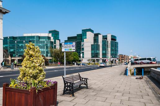 Two of the largest fund services businesses in Dublin's IFSC are to merge