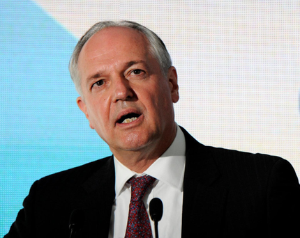 Paul Polman, chief executive of the Anglo-Dutch giant.