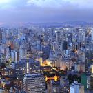 Brazil's economic capital, Sao Paulo. The country is the world's ninth biggest economy, ahead of Canada, and accounts for a significant chunk of global or emerging market investment portfolios.