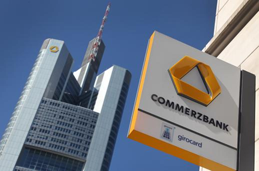 Commerzbank has been restructuring ever since an ill-timed acquisition of Dresdner Bank for €9.8bn in 2008. Photo: Getty Images