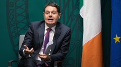 Finance Minister Paschal Donohoe has been forced to call in bank chiefs and demand they examine their treatment of those affected by the mortgage scandal. Photo: True Media