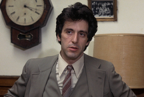 """'You can almost hear Al Pacino's thundering """"You're out of order! They're out of order! This whole place is out of order!"""" in And Justice for All (1979), pictured, whenever the """"artificial"""" word is referred to by the Court'"""