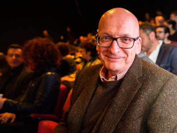 Acclaimed author and dramatist Roddy Doyle. Photo: www.doug.ie