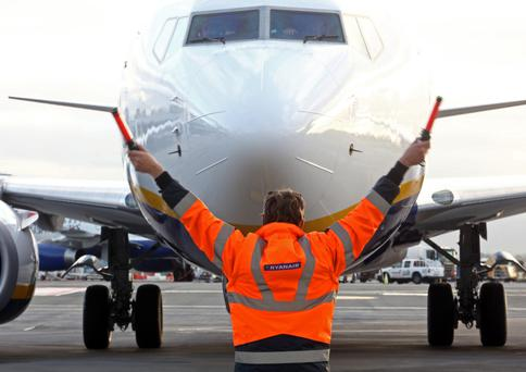 Airline boss Michael O'Leary said the haemorrhaging of staff to Norwegian is now reversing. Photo: Bloomberg