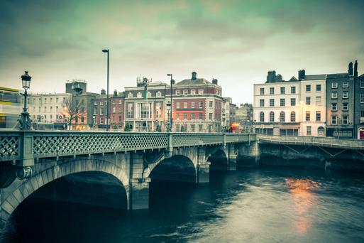 Renting in Dublin is relatively cheap when compared to London