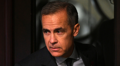 Bank of England governor Mark Carney believes reversion of rates to historic norms is years off