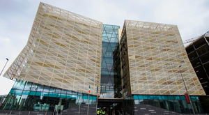 The Central Bank's new HQ